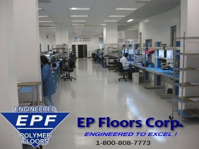 ESD-Flooring